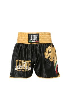 LEONE 1947 | Thai Satin Shorts