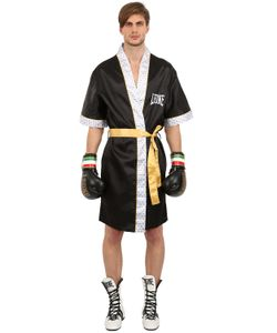 LEONE 1947 | Satin Boxing Robe