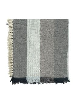 LES OTTOMANS | Wool Silk Blend Throw