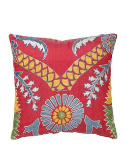 LES OTTOMANS | Limit.Ed Suzani Luxury Samarcanda Pillow