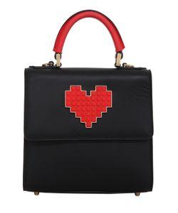 Les petits joueurs | Mini Alex Lolita Heart Lego Leather Bag