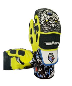 Level | World Cup Cf Leather Ski Mitt Gloves