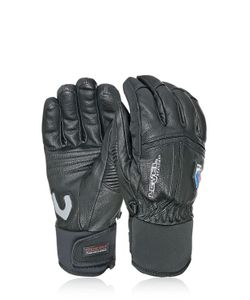 Level | Off Piste Leather Ski Gloves