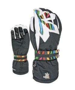 Level | Bliss Oasis Pk-Rainbow Ski Gloves