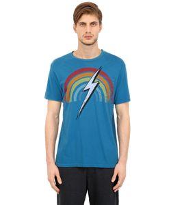 Lightning Bolt | Rainbow Cotton Jersey