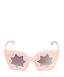 Linda Farrow | Markus Lupfer Star Squared Sunglasses