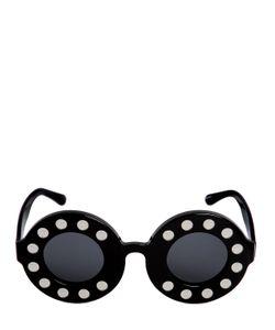 Linda Farrow | Yazbukey Telephone Round Sunglasses