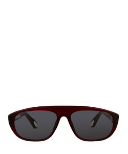 Linda Farrow | Ann Demeulemeester Futuristic Sunglasses