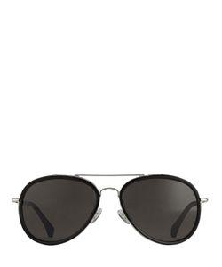Linda Farrow | Dries Van Noten Aviator Sunglasses