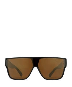 Linda Farrow | Philip Lim Mirrored Mask Sunglasses