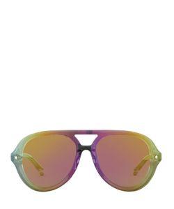 Linda Farrow | Philip Lim Gradient Mask Sunglasses