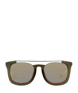 Linda Farrow | Kris Van Assche Cutout Sunglasses