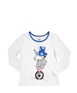 Little Marc Jacobs | Printed Cotton T-Shirt