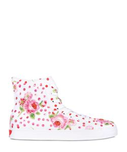 LK | Embellished Canvas Sneakers For Lvr