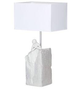 LLADRÒ | Contemplating Woman I Table Lamp