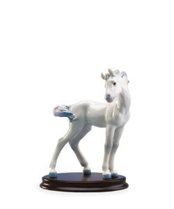 LLADRÒ | The Horse Porcelain Figurine