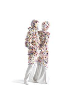 LLADRÒ | Love Iii Porcelain Figurine