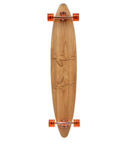 LONG DAYS LONGBOARDS | The Fight Handmade Wooden Longboard