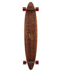 LONG DAYS LONGBOARDS | The War Handmade Wooden Longboard