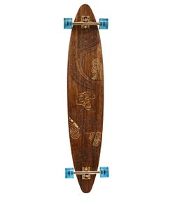 LONG DAYS LONGBOARDS | Helmet Handmade Wooden Longboard