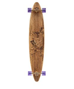 LONG DAYS LONGBOARDS | Two Warriors Handmade Wooden Longboard