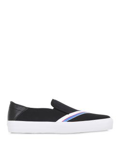 LOSERS | Uneaker Cotton Canvas Slip-On Sneakers