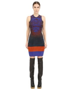 LUCAS NASCIMENTO | Sleeveless Tailored Viscose Blend Dress