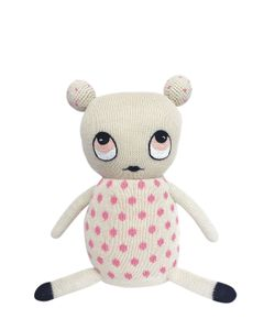 LUCKYBOYSUNDAY | Alpaca Tricot Stuffed Animal