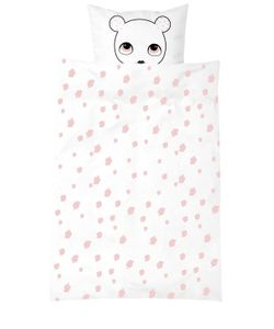 LUCKYBOYSUNDAY | Sleepy Bunty Printed Duvet Cover Set