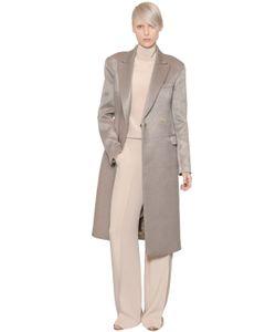 Maison Margiela | Mixed Wool Cloth Coat
