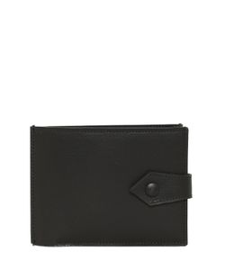 Maison Margiela | Two Tone Leather Coin Pocket Wallet