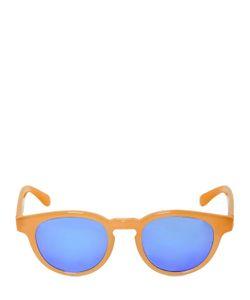 MAKI | Wave Mirror Lens Sunglasses