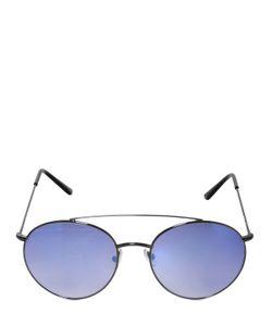 MAKI | Zero Metal Frame Mirror Sunglasses