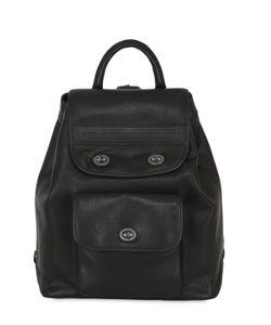 MANDARINA DUCK | Kyoto Leather Backpack