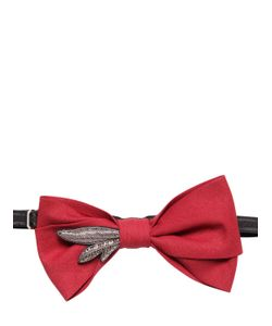 MANI DEL SUD | Embellished Bow Tie