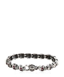 MANUEL BOZZI   Luxury Skull Bracelet