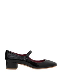 Marc Jacobs | 40mm Lexi Patent Leather Mary Jane Pumps