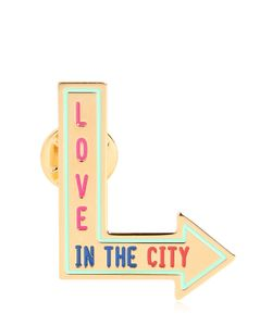 Maria Francesca Pepe | City Skyline Pin