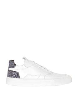 MARIANO DI VAIO | Mercury 775 Glitter Leather Sneakers