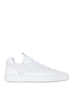 MARIANO DI VAIO | Mercury 774 Perforated Leather Sneakers