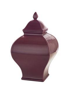MARIONI | Coral Ginger Jar