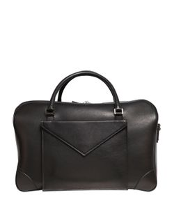 MARK GIUSTI | Leather Duffle Bag