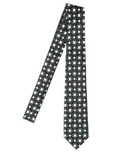 MARK GIUSTI | 7cm Printed Silk Twill Tie