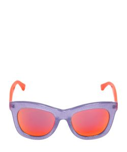 Markus Lupfer | Glittered Acetate Sunglasses