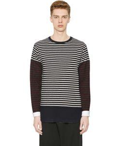 Marni | Striped Wool Jersey T-Shirt