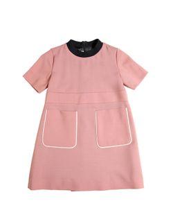 MARNI JUNIOR | Wool Twill Dress