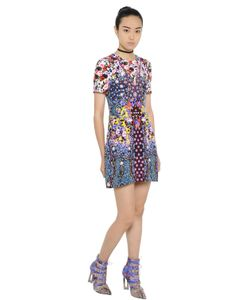 Mary Katrantzou | Floral Printed Silk Crepe Dress