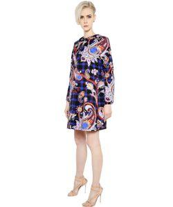 Mary Katrantzou | Paisley Printed Cotton Twill Coat