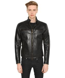MATCHLESS LONDON | Osborne Leather Moto Jacket