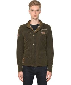 MATCHLESS LONDON | Kensington Waxed Cotton Field Jacket